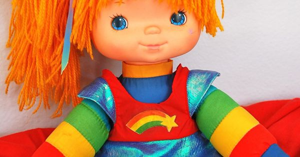 I had this rainbowbright doll!