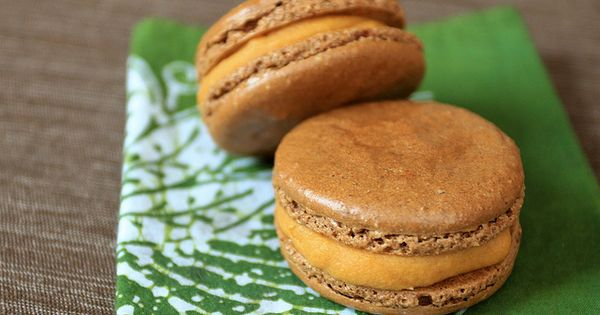 Chocolate Salted Caramel Macarons by the boastful baker, via Flickr ...