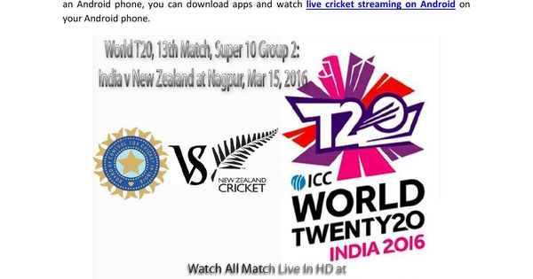 Live cricket, Cricket and Hd streaming on Pinterest