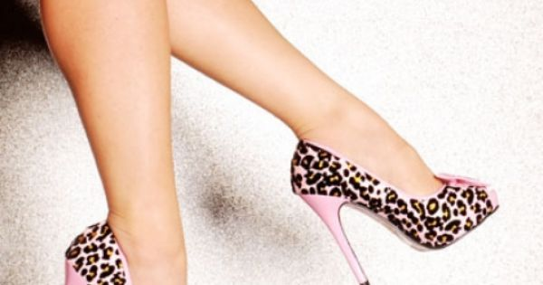 Pink & leopard.... purrrfect!