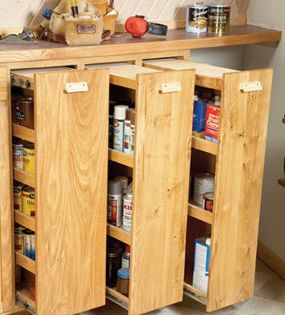 Kitchen Storage Cabinet Rollouts Cupboard Pantry And