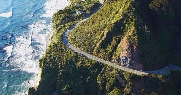 Pacific Coast Highway, CA. My favorite road trips have always taken place