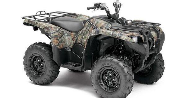 2014 yamaha grizzly 550 fi auto 4x4 eps camo 4 wheeler for 2014 yamaha grizzly 550 for sale