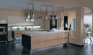 Rwk Kitchens Are An Iconic German Kitchen Brand With A Lot Of New Styles But As Always Alaris Ca Modern Kitchen Modern Kitchen Equipment Latest Kitchen Designs