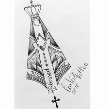 Resultado De Imagem Para Santa Tattoo Desenho Santas Tattoo