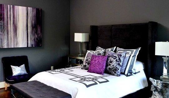 100 master bedroom ideas will make you feel rich teal for Purple makes you feel