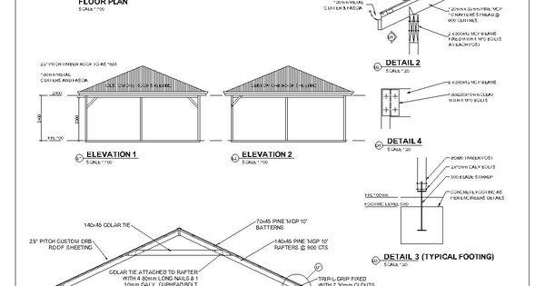 Download free carport plans building f appetizers for Free carport blueprints