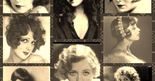 1920s Hairstyles