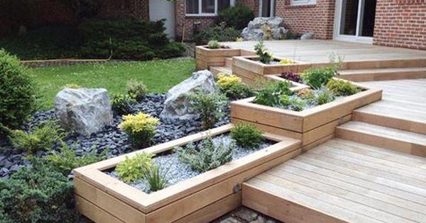 Amenagement De Jardin Modification Terrasse Terrasse En Bois Arras 62 Amenagement Jardin Ensemble De Jardin Amenagement Paysager