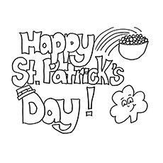 Top 25 Free Printable St Patrick S Day Coloring Pages Online St Patricks Day Pictures St Patricks Coloring Sheets St Patrick