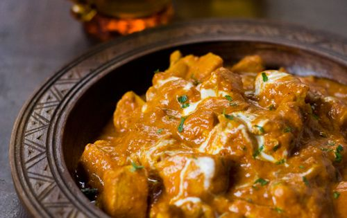 Now this Chicken Tikka Masala is the only thing I want for
