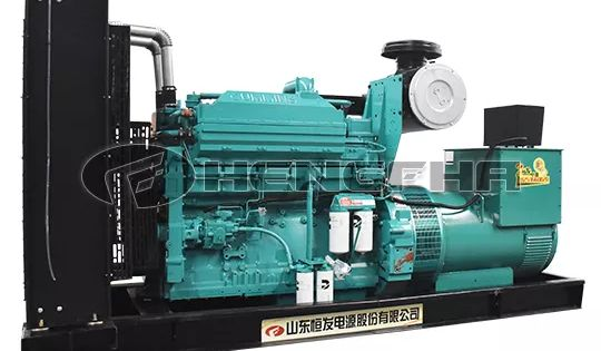 Cummins Diesel Genset China Cummins Diesel Genset Manufacturers And Suppliers Hengfha Power