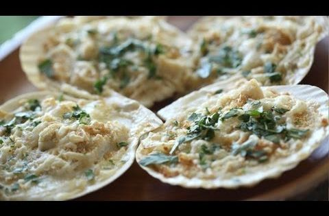 ... St. Jacques | Recipes | Pinterest | Scallops, Gratin and Videos