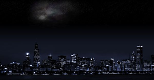 New Dual Monitor Wallpaper 3200x1200 Chicago Display