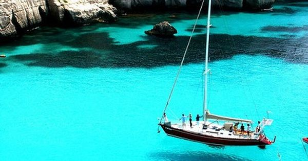 Europe: Turquois Sea, Sardinia, Italy