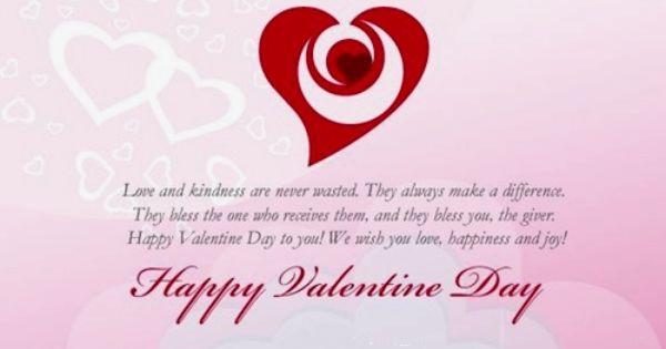 valentine new sms
