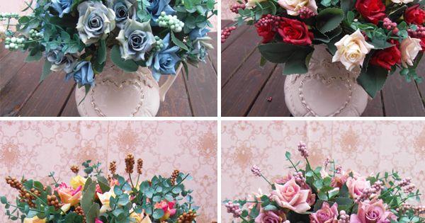 Pas cher l gante peinture l 39 huile style rose for Livraison fleurs pas cher 10 euros