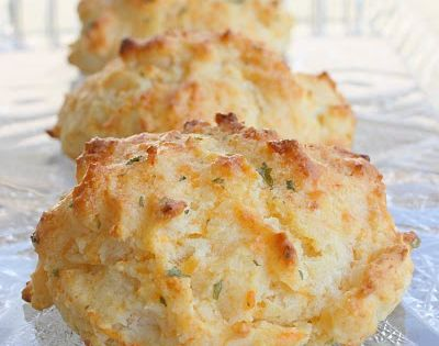 Copy cat Red Lobster Cheddar Biscuits Cheddar Bay Biscuits by LettucePray Biscuits: