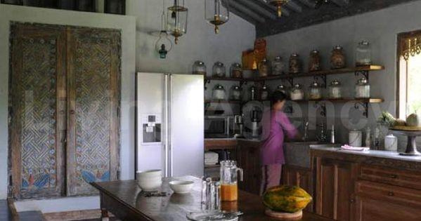 dining room - tile floor