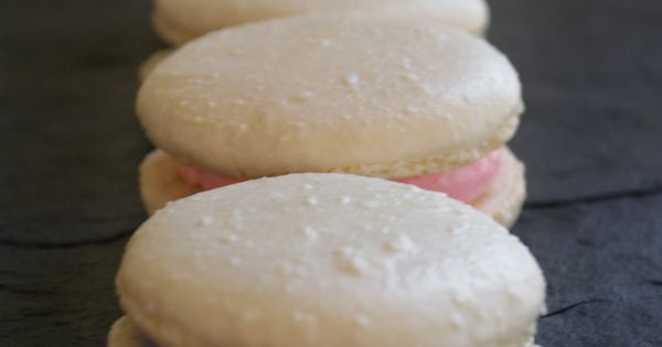suze trades bouchon bakery thomas keller macaron recipe