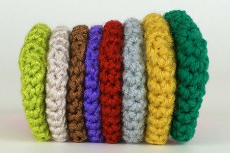 Knitting Different Yarn Weights : Worsted weight yarn comparison of different yarns lion