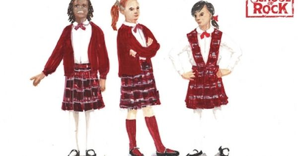 School of Rock. Costume desogn by Anna Louizos. | Costumes for theatre and opera | Pinterest ...