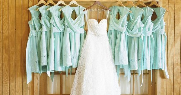 Bridesmaid Dresses Cowboy Boots (Picture Idea)