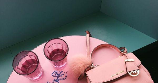 Pink And Mint Bingbangnyc Color Me Badd