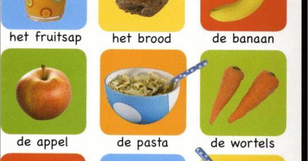eet smakelijk spel voeding thema gezonde voeding