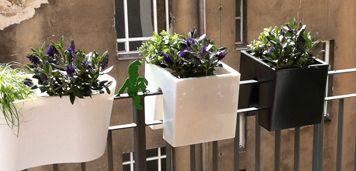 Balcon En Longueur Comment L Amenager My Little Jardin My