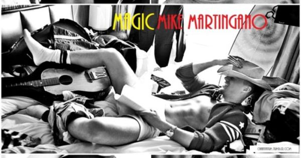 Magic Mike...oh yes..this is gonna be a good movie!!!