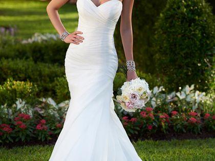 Toms favorite - Wedding Dresses | Sweetheart Neckline Wedding Dress | Stella