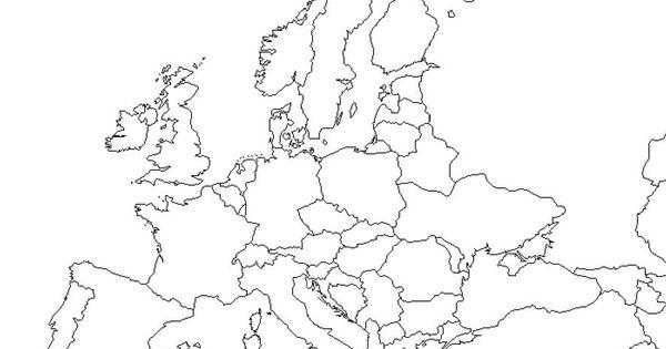 7 Beste Ausmalbilder Europa Zum Ausdrucken 1ausmalbilder Com Ausmalen Ausmalbilder Landkarte Europa