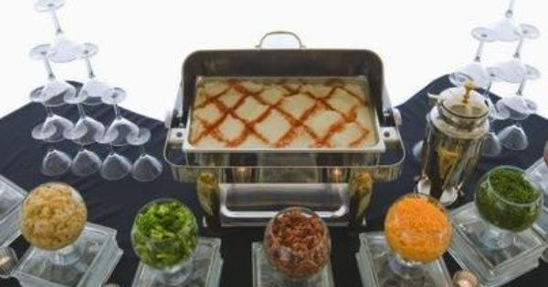 Mashed Potato Martini Bar Recipes