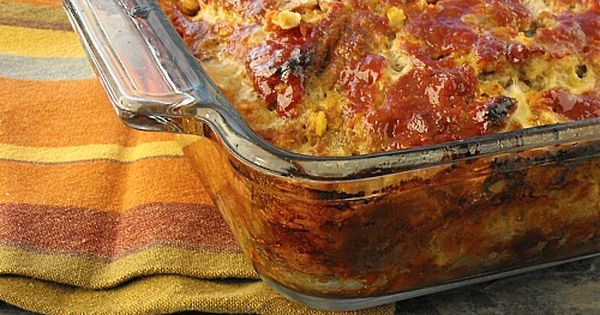 ... Turkey Meatloaf | Recipe | Barbecue, Turkey Meatloaf and Turkey
