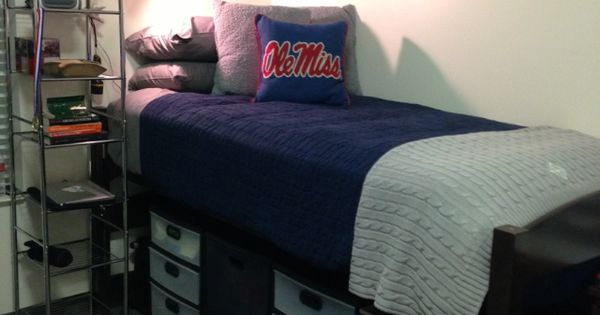 Creative Tonic S Ole Miss Dorm Room Gotta Keep Those