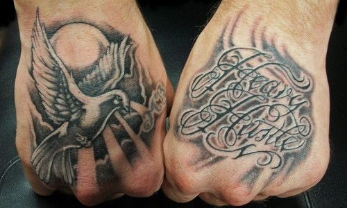 Small Hand Tattoos Awesome Hand Tattoo Designs Hand Tattoo Designs For Boys And Girls Best Hand Tattoo Desig Hand Tattoos For Guys Dove Tattoos Hand Tattoos