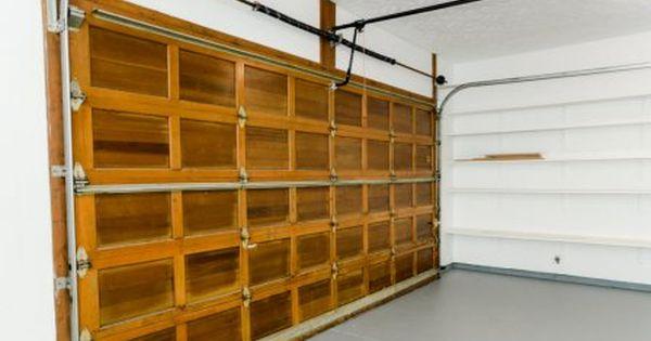 Reasons Why Your Garage Door Opens By Itself Garage Doors Chamberlain Garage Door Opener Craftsman Garage Door Opener