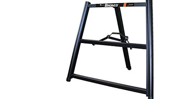 One Pair Bronco All Terrain Scaffolding Telescoping Sawhorse Miter Saw Stand Visit The Image Link More Details Scaffolding Sawhorse Bronco