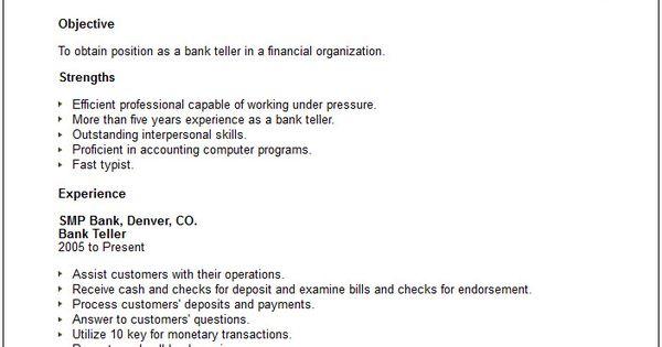 Http://www.resumecareer.info/sample-bank-teller