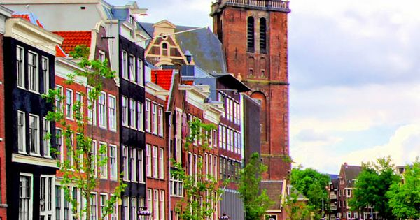 Amsterdam - the city of canals, Netherlands Contact your VHI Travel Consultant