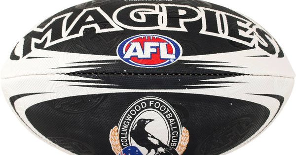 Australian Rules Football - Magpies ball | My Favorite Sports ...