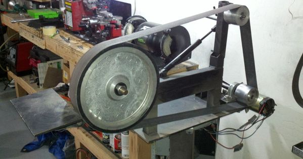 2x72 Homemade Belt Grinder Plans And How To Build Your Own