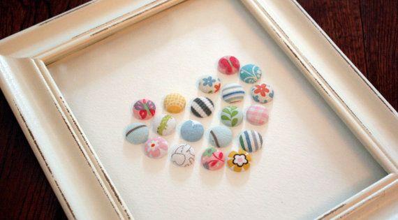 button craft!!