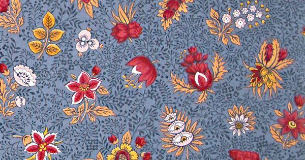 tissu escale tissus proven aux pinterest tissus provencal tissu et bijou. Black Bedroom Furniture Sets. Home Design Ideas