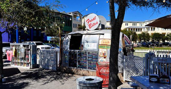 Airstream Food Trucks In Seaside Fl