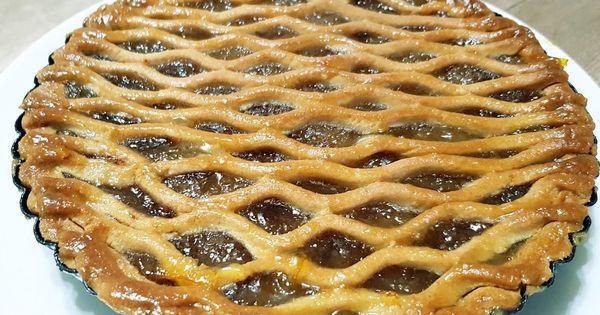 Appeltaart تارت التفاح الاصلية التي تباع عند المحلات كيكة التفاح كيكة س Desserts Food Pie