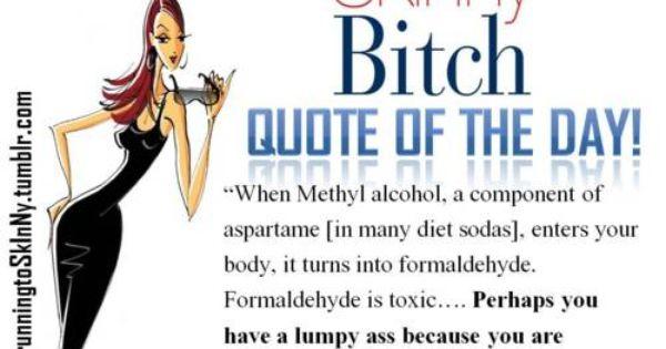 well i'm never drinking diet coke again...