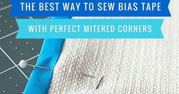 Here S The Best And Easiest Way To Sew Bias Tape With
