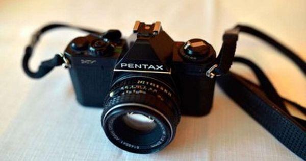 Aparat Pentax Mv Obiektyw 50mm Lustrzanka 6623954257 Oficjalne Archiwum Allegro Pentax 50mm
